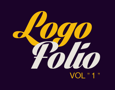 شعارات و لوجوهات - VOL 1 - Logo Folio