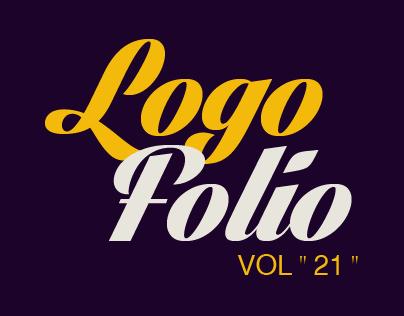 شعارات و لوجوهات – VOL 21 – Logo Folio
