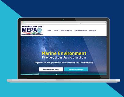 حماية البيئة – موقع تعريفي ووردبريس