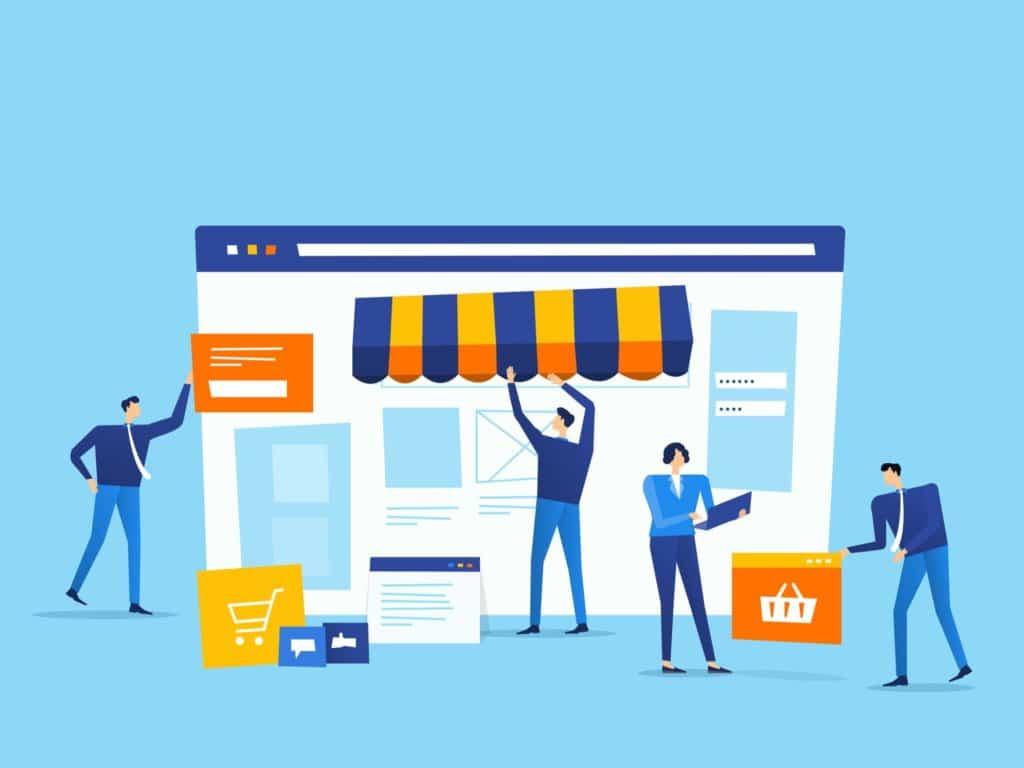 تكلفة إنشاء متجر إلكتروني مخصص